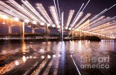 http://fineartamerica.com/featured/banpo-bridge-audrey-wilkie.html #BampoBridge #SouthKorea #AudreyWilkie