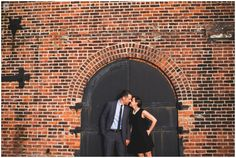 Brooklyn Engagement Session, Red Hook