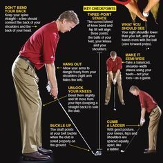 Indisputable Top Tips for Improving Your Golf Swing Ideas. Amazing Top Tips for Improving Your Golf Swing Ideas. Tips And Tricks, Tight Shoulders, Golfer, Golf Videos, Golf Instruction, Golf Exercises, Golf Tips For Beginners, Golf Player, Golf Training