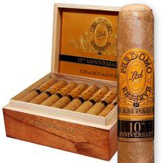 Perdomo Champagne Reserve 10yr Robusto Cigars