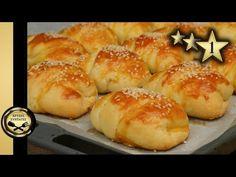 Εύκολα τυροπιτάκια με ζύμη γιαουρτιού (Αφράτη Ζύμη) - ΧΡΥΣΕΣ ΣΥΝΤΑΓΕΣ - YouTube