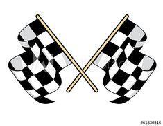 Black And White Flag, Black And White Drawing, Vector Design, Vector Art, Logo Design, V Rod, Hot Rod Tattoo, Motor Logo, Car Tattoos