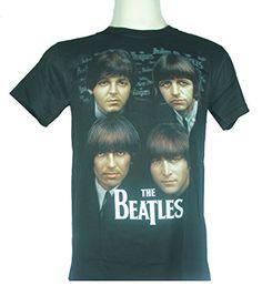The Beatles (4FACE) Tamaño Mediano M Nuevo. Camiseta 1418 #camiseta #realidadaumentada #ideas #regalo