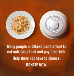 Home - Ottawa Food Bank Fundraiser Food, Ottawa Food, Food Bank, Nutritious Meals, Cooking Timer, Open House, Fundraising, Pantry, House Ideas