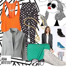Sporty mash up   Women's Outfit   ASOS Fashion Finder from Chole jay.