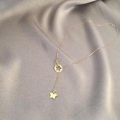 Naszyjnik double gwiazdeczka