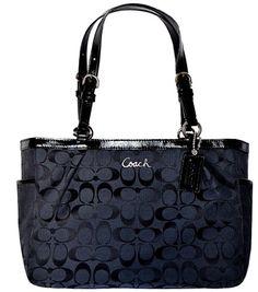 Coach Tote Outlet Black Purses Handbags
