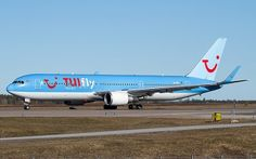 Sweden Airlines | TUIfly Nordic Boeing 767-300