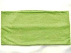 Bandeau Akissi - Vert - So Frexo