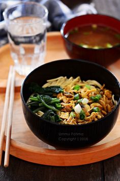 Simply Cooking and Baking...: Mie Ayam Jamur