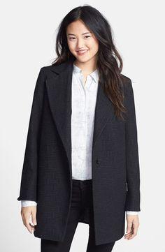 'Emma' Menswear Coat