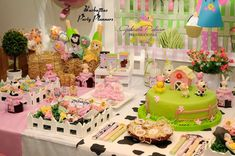 Farm animals birthday party Birthday Party Ideas | Photo 1 of 11 | Catch My Party