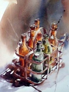 Catherina Rey Watercolor