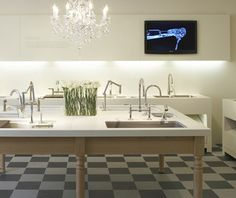 Kohler Kitchen Showroom
