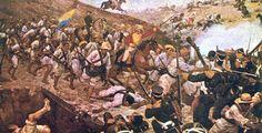 Colombia La participación de los negros en la guerra de Independencia fue decisiva a pesar de su anonimato en la historiografía oficial. En uno y otro bando combatieron por su libertad