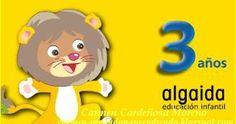 Jugando y aprendiendo juntos: Recursos digitales para PDI 3 años, E. Algaida