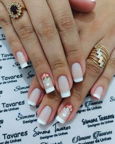100 Fotos de Unhas decoradas Românticas Shoe Nails, Aycrlic Nails, Summer Acrylic Nails, Cute Acrylic Nails, Crazy Nails, Fancy Nails, Nail Decorations, Beautiful Nail Art, Creative Nails