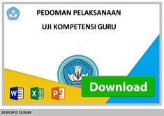 [File .docx] Buku Pedoman UJI KOMPETENSI GURU (UKG) Tahun 2015 Terbaru