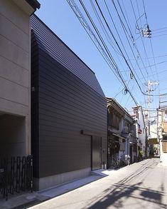 メリハリのある空間をつくっています! WORKS デザイン住宅.狭小住宅|大阪.兵庫.京都|建築家 Coo Planning