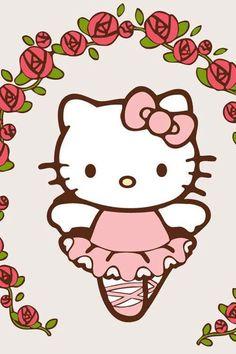 Ballerina~Hello Kitty