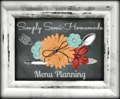"I added ""Simply Meal Planning #4 - Simply Living Simply"" to an #inlinkz linkup!http://simply-living-simply.com/simply-meal-planning-4/"