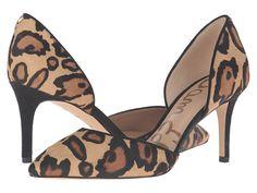 Sam Edelman Telsa New Nude Leopard Brahma Hair - Zappos.com Free Shipping BOTH Ways