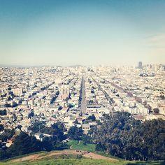San Francisco: Bernal Heights