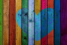 Hart, Liefde, Hout, Boards, Takken, Spar, Vurenhout