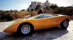Lamborghini LP500 by Marcello Gandini