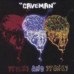 Caveman - Sticks and Stones, CD