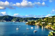 St. Thomas USVI - Frenchman's Reef Marriott Beach Resort