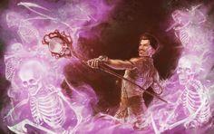 Dorian in his element. XD