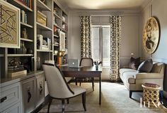 Hunt Slonem and Peter Tunney - Luxe Blog Ashley Goforth Design