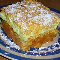 Sweet Recipes, Cake Recipes, Polish Desserts, Raspberry Cheesecake, Apple Cake, French Toast, Food To Make, Food And Drink, Cooking Recipes