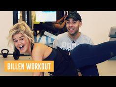Sexy billen workout | FoodcampTV - YouTube