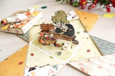 ТМ Mr.Painter: Коллекция месяца: Осень в кармане