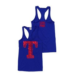 Ranger tank top. Cute with a white tank under and some white shorts!!! :) love