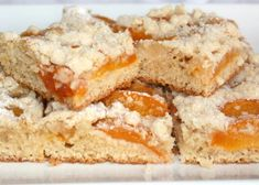 Marhuľový koláč s posýpkou, Koláče, recept | Naničmama.sk