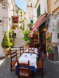 "mostlyitaly: "" Amalfi (Campania) by Michael S. Schwarzer """