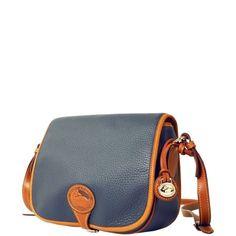 Dooney & Bourke saddle bag
