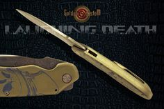 LAUGHING DEATH knife