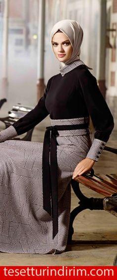 Tuğba Venn 2014-2015 Sonbahar Kış Modelleri  #2015 tesettür giyim kış modası…