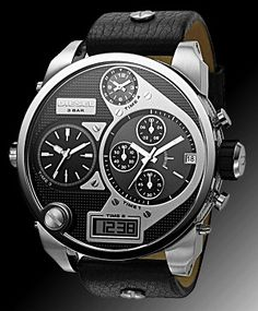 I just love this watch bold is the fashion this season, it looks great on and so many people have said wow love the watch ;)