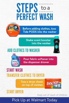 Get a perfect wash Cleaning Checklist, House Cleaning Tips, Diy Cleaning Products, Cleaning Hacks, Apartment Needs, Apartment Hacks, How To Clean Birkenstocks, College Life Hacks, Laundry Hacks