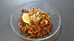 Bol thaï au tofu et quinoa
