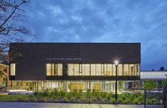 Branksome Hall Athletics & Wellness Centre | MacLennan Jaunkalns Miller Architects (MJMA) | Archinect