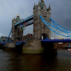Getting excited for the London Olympics!