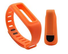 HONECUMI Fitbit One Silicone Clip HolderNo Tracker -- Find out more about the great product at the image link. (Note:Amazon affiliate link)