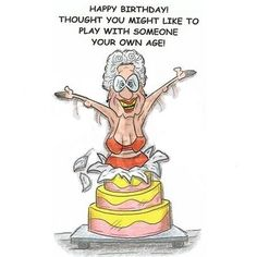 Looking for for ideas for happy birthday funny?Browse around this site for unique happy birthday ideas.May the this special day bring you fun. Birthday Cartoon, Birthday Wishes Funny, Happy Birthday Funny, Happy Birthday Sister, Belated Birthday, Happy Birthday Quotes, Funny Happy, Happy Birthday Cards, Friend Birthday
