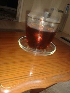 Akşam çayı